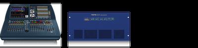 Billede af Midas Pro2C + 1 Midas DL251 stagebox